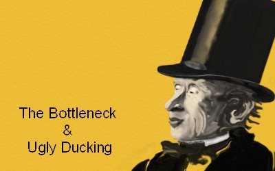 Hans Christian Andersen Andersen The Bottleneck & Ugly Ducking