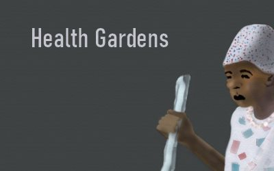 Lack of Food Health Gardens
