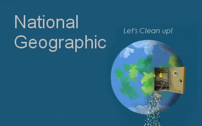 National Geographic Coastal Cleanup
