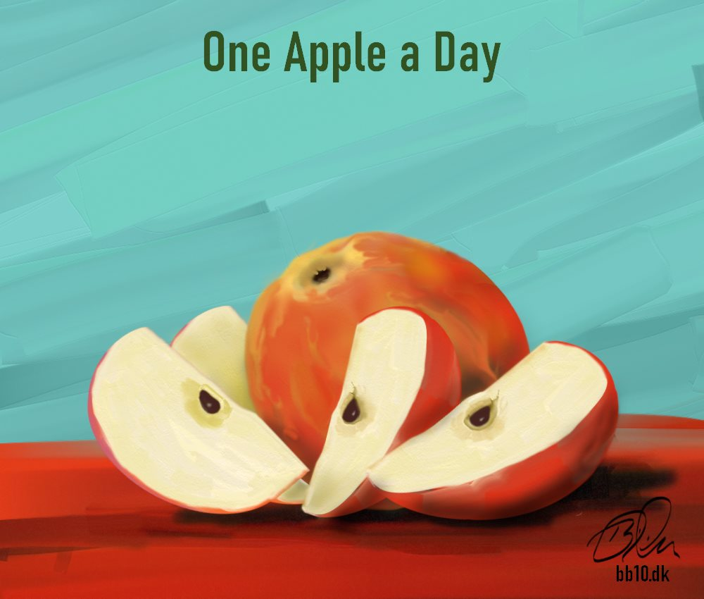 One Apple a Day History
