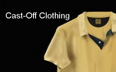 Clothes Recycling Cast-Off Clothing