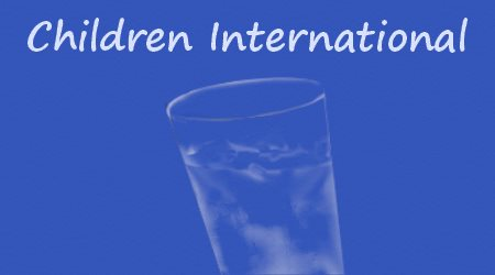 Glass of Water Children International YouTube