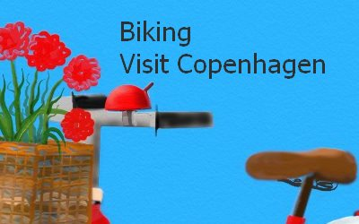 Biking Visit Copenhagen