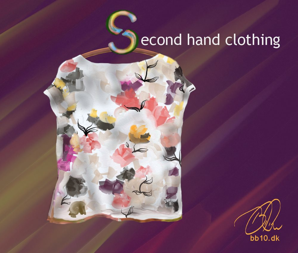 Second hand clothing All World Textiles