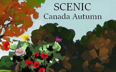 Scenic Canada Autumn