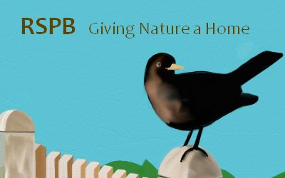 RSPB Giving Nature a Home