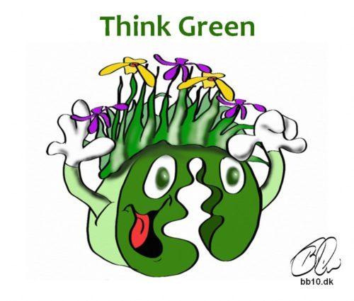 Think Green BBC Topics Environmental Protection