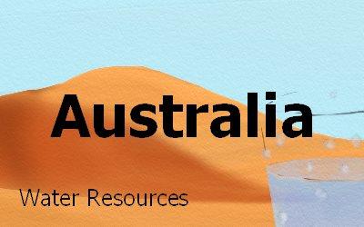 Australia Water resources
