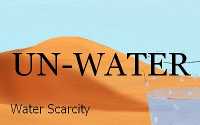 UN Water Water Scarcity