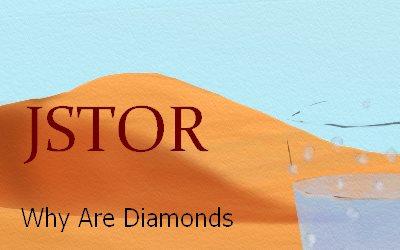 Why are Diamonds