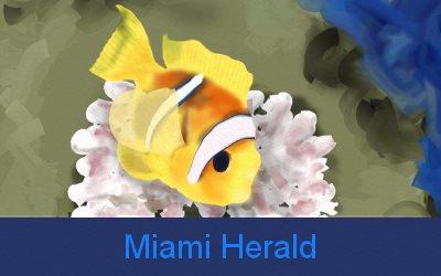 Miami Herald Reefs Goats