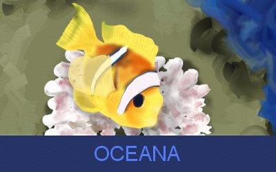 Oceana Coral Reef Fish