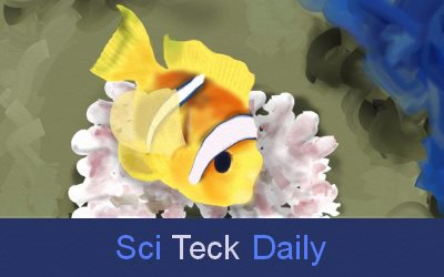 Sci Teck Daily Coral Reef Fish