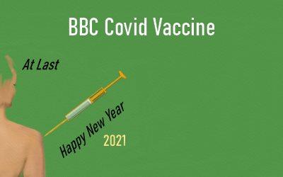 BBC Covid Health Vaccine