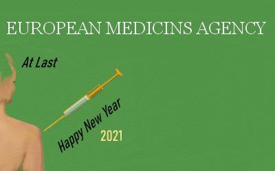 EUROPEAN MEDICINS AGENCY Covid 19
