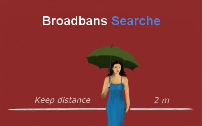 Broadband Search Coronavirus Internet