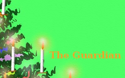The Guardian Happy New Normal Christmas