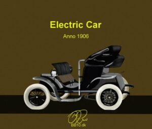 Electric Car History