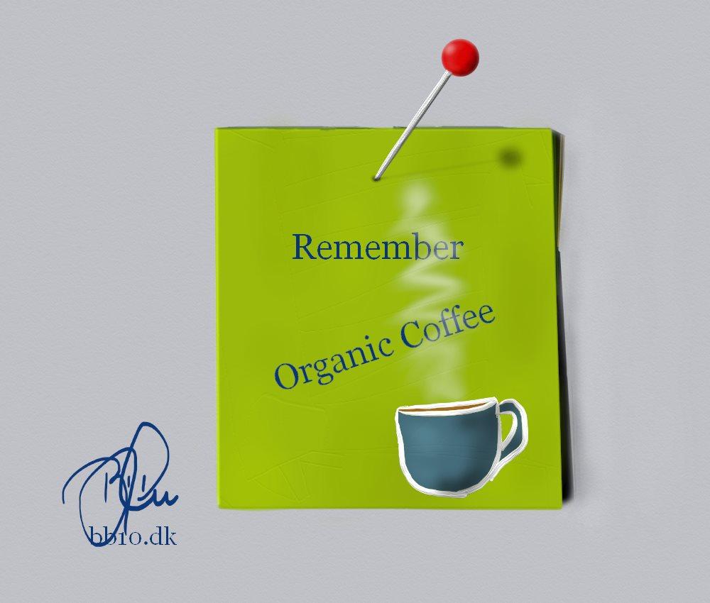 Remember Organic Coffee