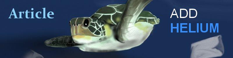 Add Helium Wonderful Creatures in The Ocean