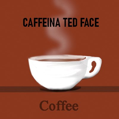 Caffeina ted face Guide History
