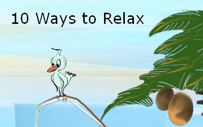 Article That's Life 10 ways to relax