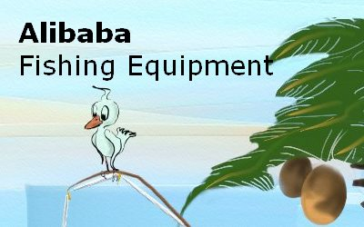 Article That's Life Alibaba Fishing Equipment