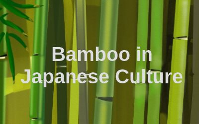 Thought Co. Bamboo in Japanese Culture