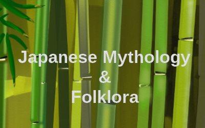 Japanese Mythology Bamboo
