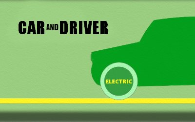 Article Car and Driver best selling Electric Cars