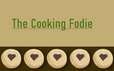 The Cooking Fodie