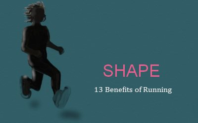 SHAPE Running