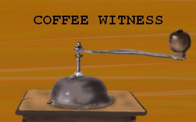 Coffee Witness Health Benefits