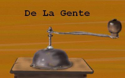 De La Gente Green Coffee