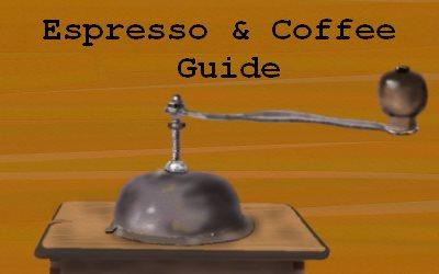 Espresso and Coffee Guide