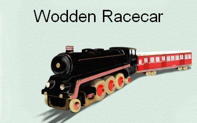 How to make a Wodden Racecar