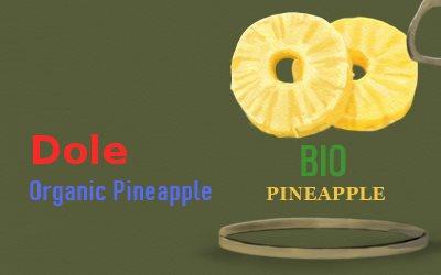 Dole Organic Pineapple