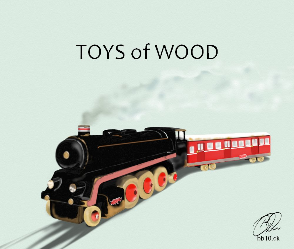 Toys of Wood